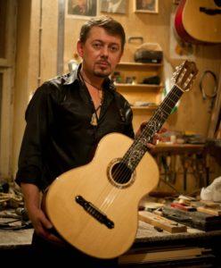 Гитарный мастер Сысоев
