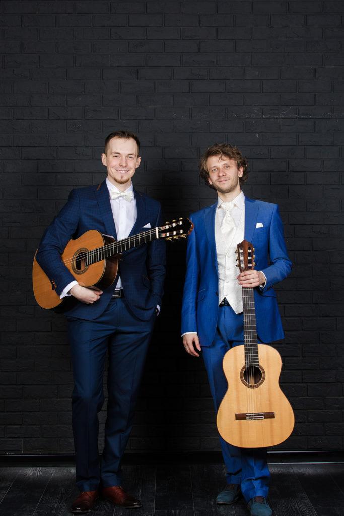 """SIBERIA NUEVA"" guitar duo"